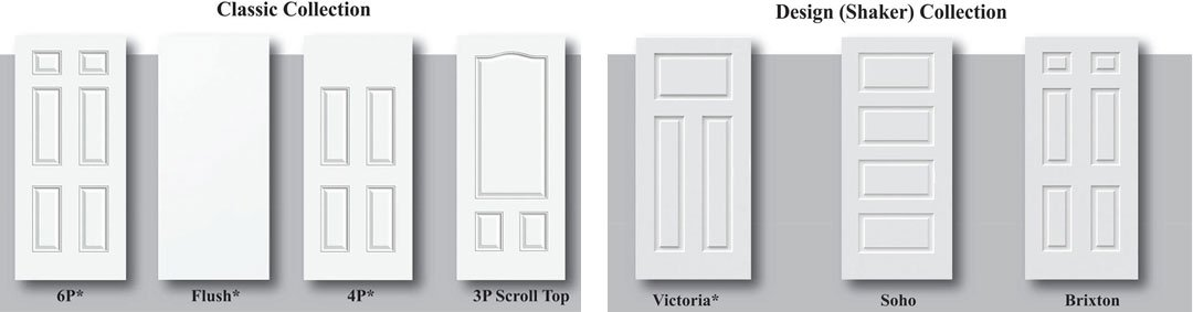 classic door collection edmonton