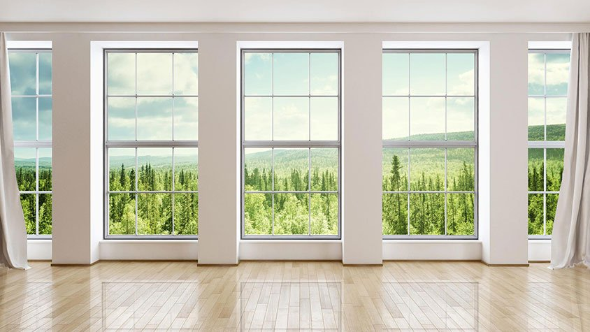 Vinyl windows are the best for home improvements