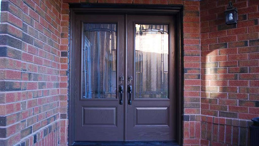 Guide to choice of material for exterior doors
