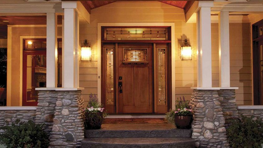 Buying replacement exterior doors