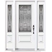 Edmonton Exterior Front Doors Replacement | Window Mart