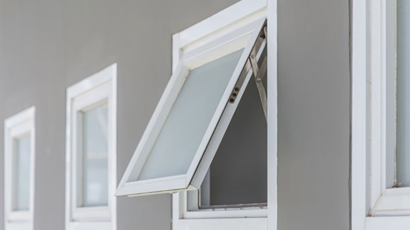 Advantages of installing an awning window