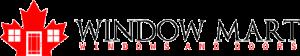 widows doors mart edmonton logo