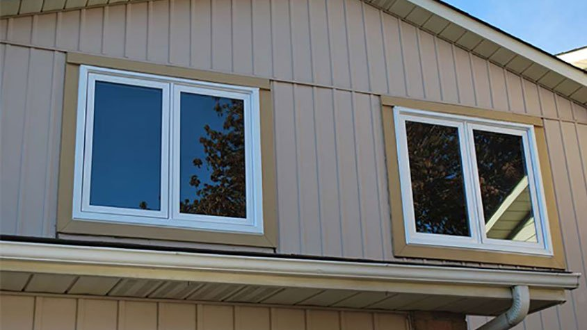 Double hung window make a decision