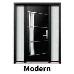 Modern doors style