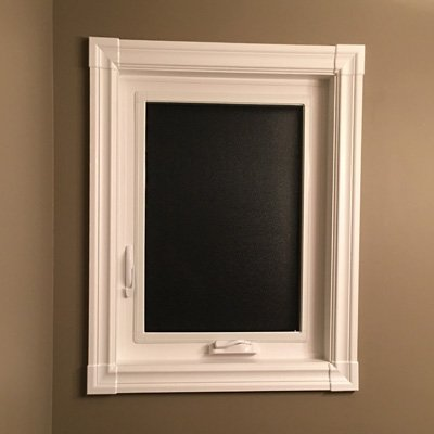 Casement window style