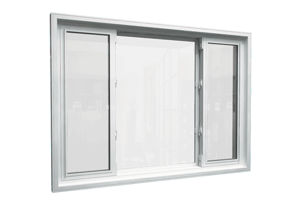 End Vent Slider Tilt Window