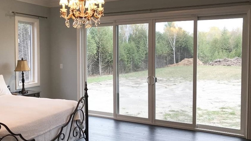 Call a Professional for Sliding Glass Door Replacement