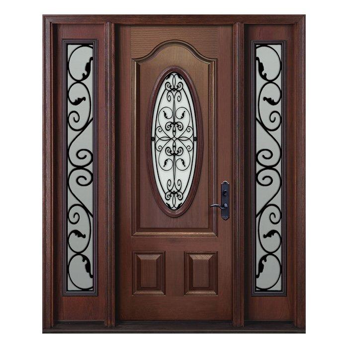 Fiberglass doors in Canada