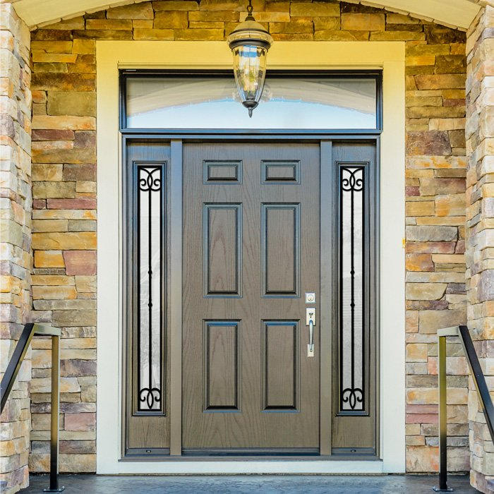 Traditional Doors in Edmonton
