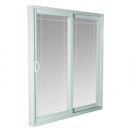 Pacific Prairie Sliding Patio Door