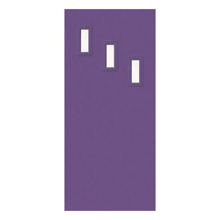 11x5 Purple