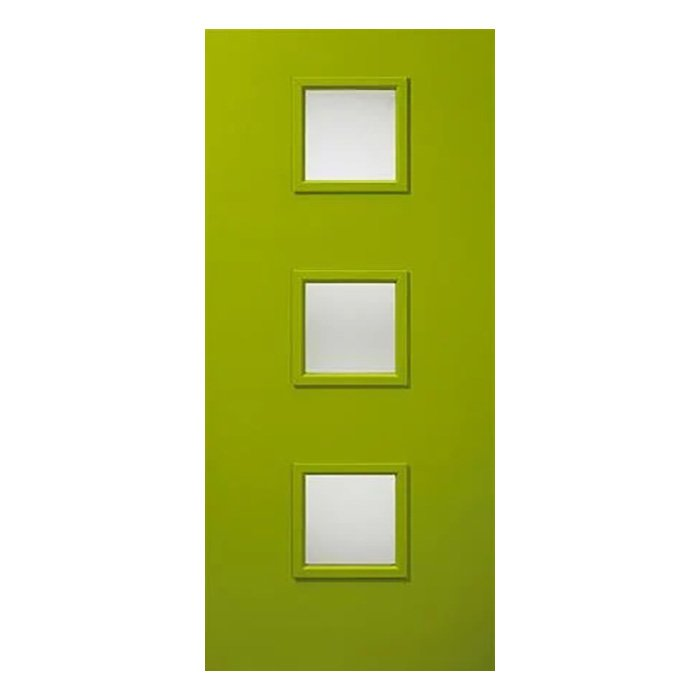 12x12x3 Green