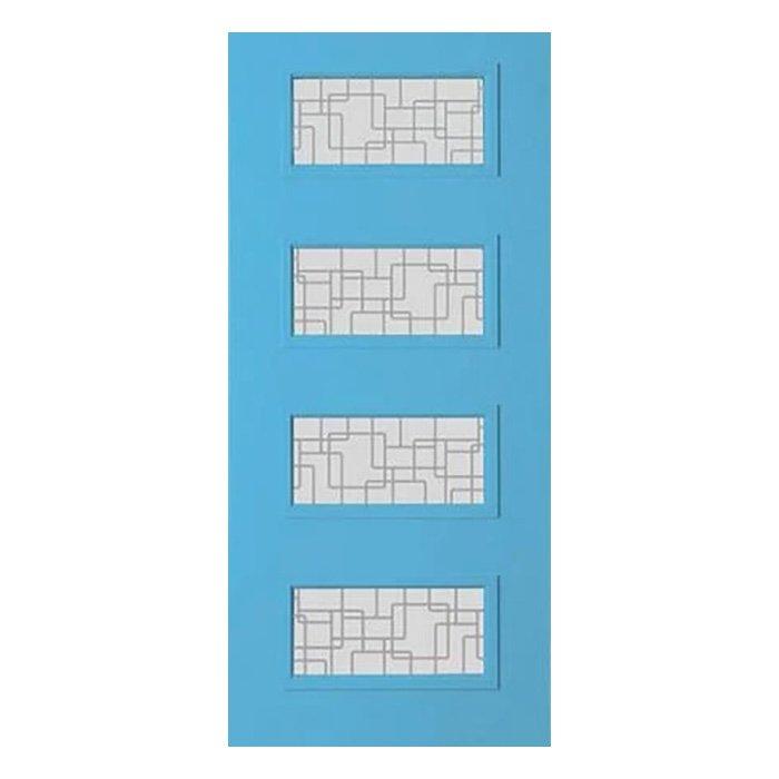 22x10 Blue