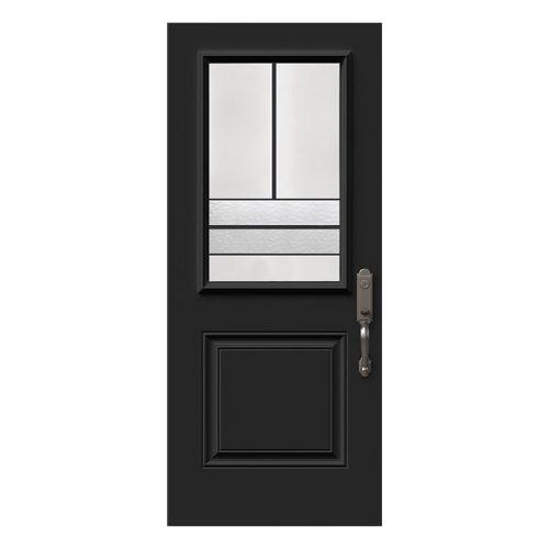 Porte Avenue 22x36 noir