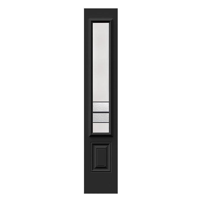 Porte Avenue 8x48 noir