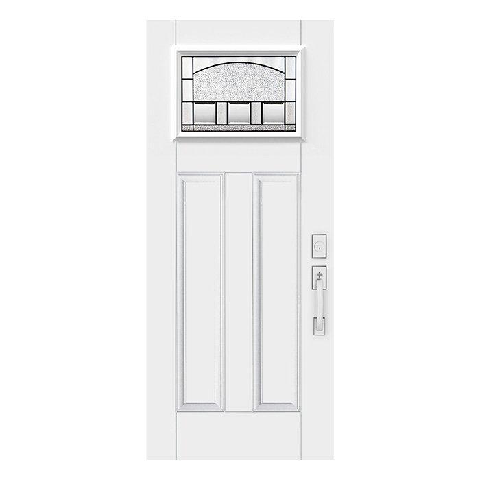 Porte Bistro Patine 21x14