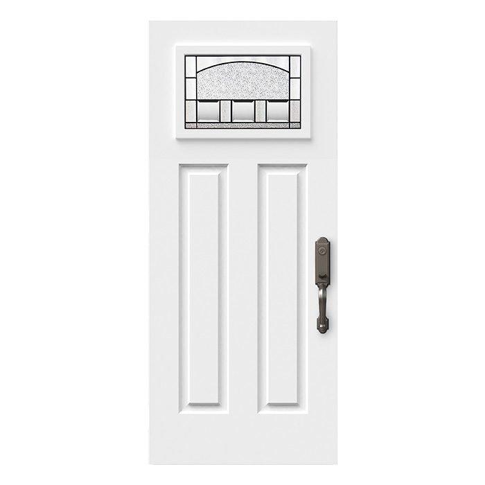 Porte Bistro Patine 22x14