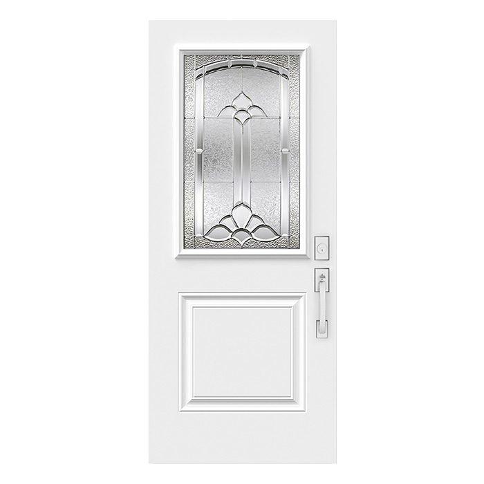 Porte Cathedrale 22x36 Zinc