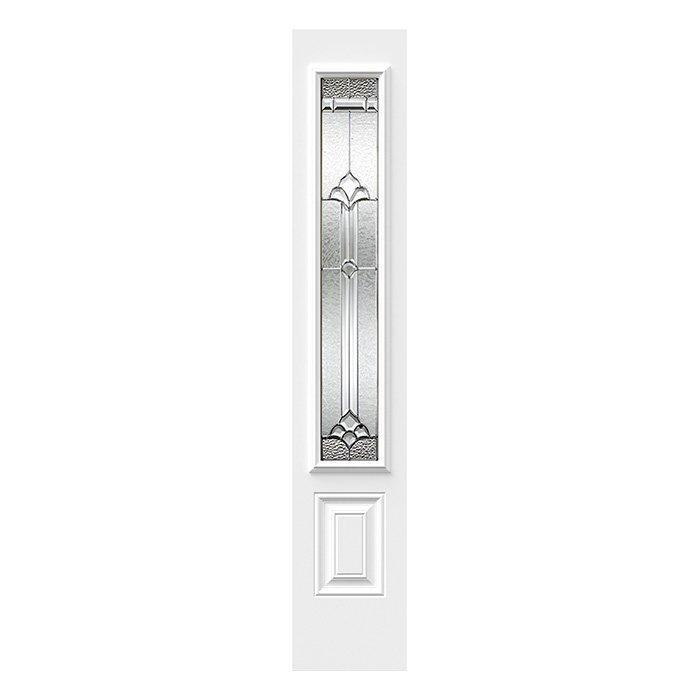 Porte Cathedrale 8x48 Zinc