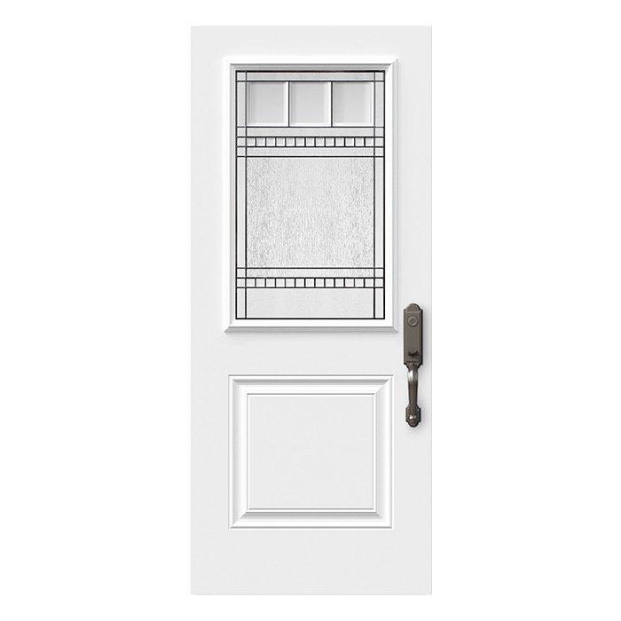 Porte Chanelle Patine 22x36