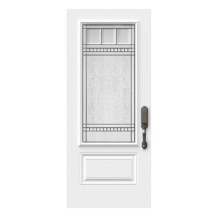 Porte Chanelle Patine 22x48