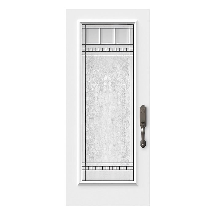 Porte Chanelle Patine 22x64