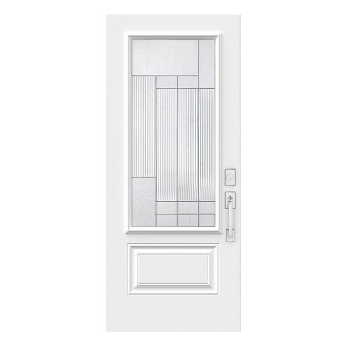 Porte Cosmopolitain 22x48