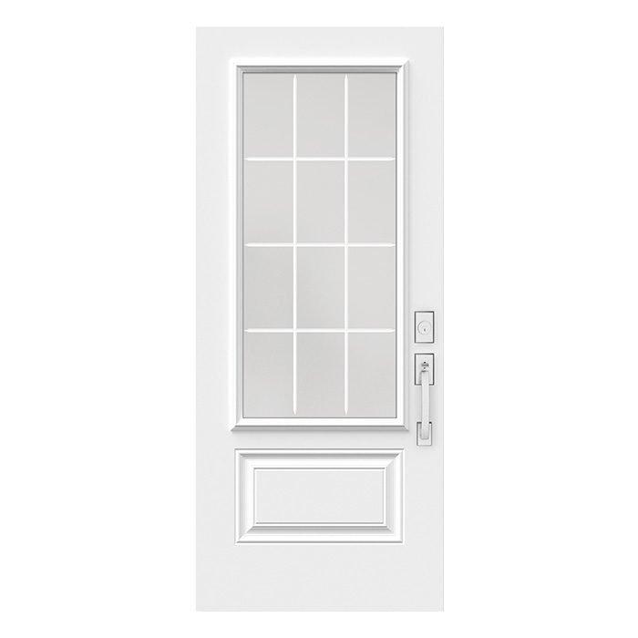 Porte Disctinction 22x48