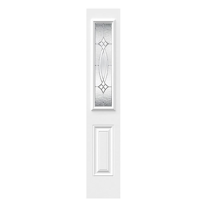 Porte Evangeline 8x36 Zinc