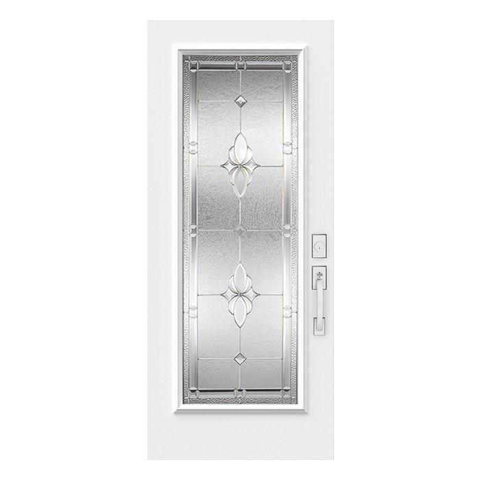 Porte Mystique 22x64 Laiton