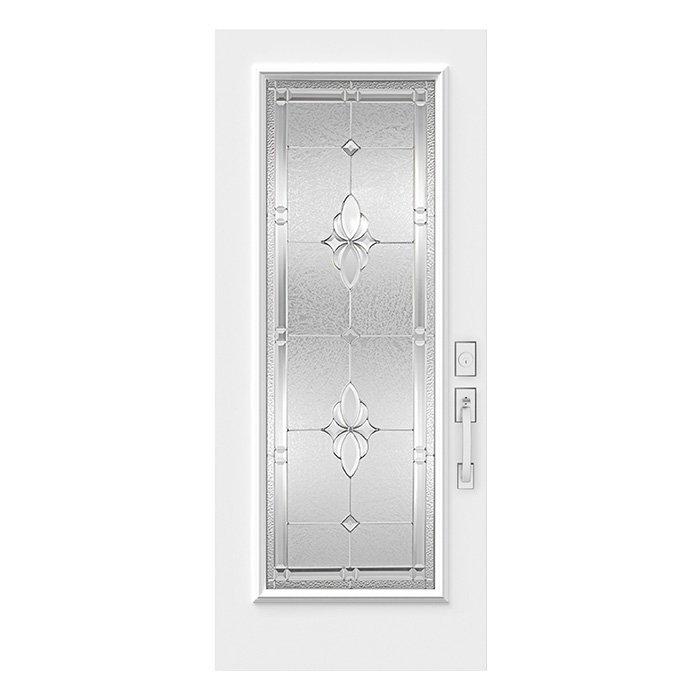 Porte Mystique 22x64 Zinc