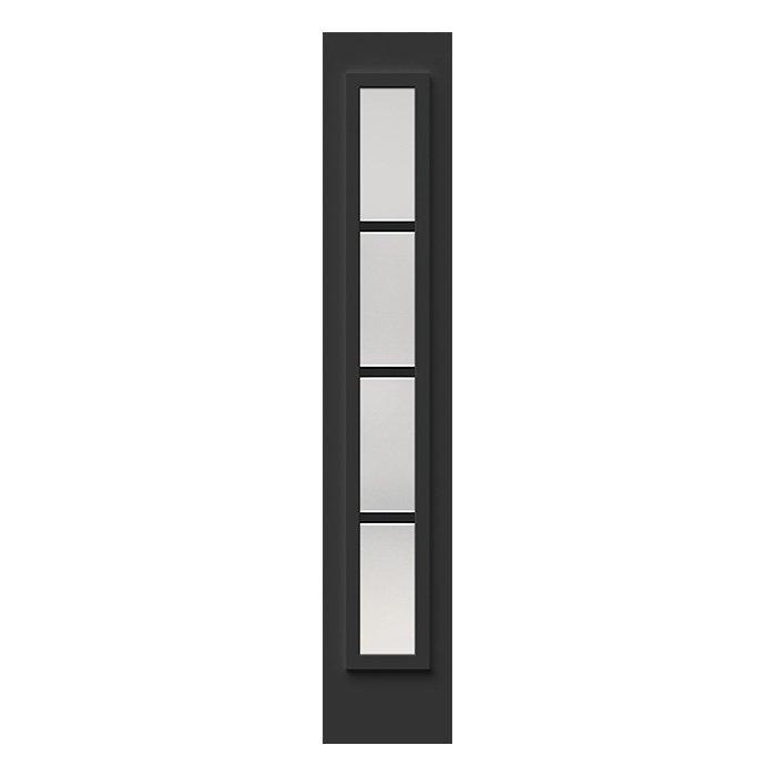 Porte Pure 7x64 noir