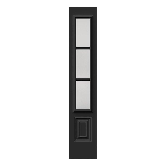 Porte Pure 8x48 noir