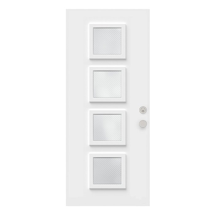 Porte Soft 12x12