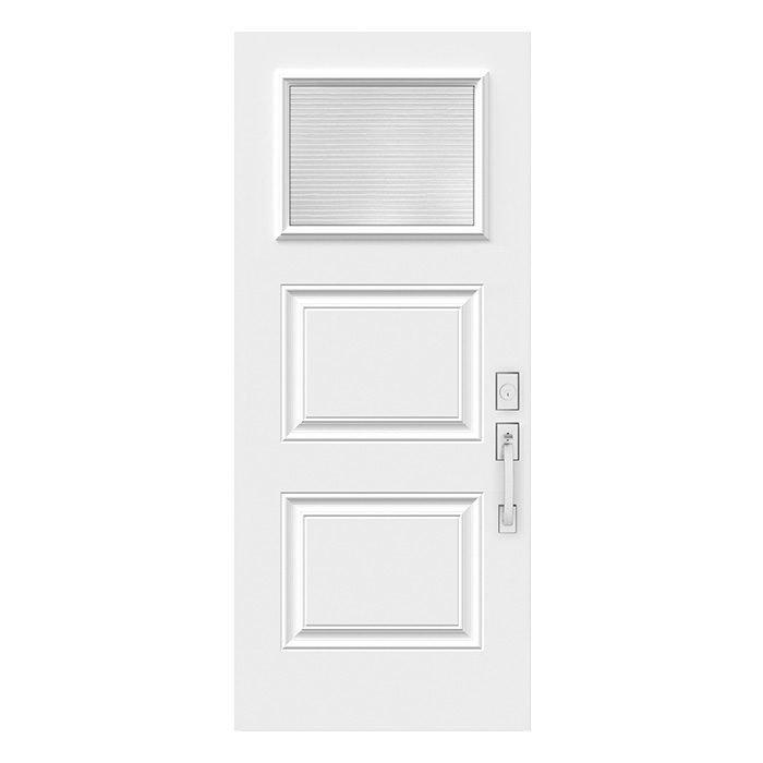Porte St-James 22x17
