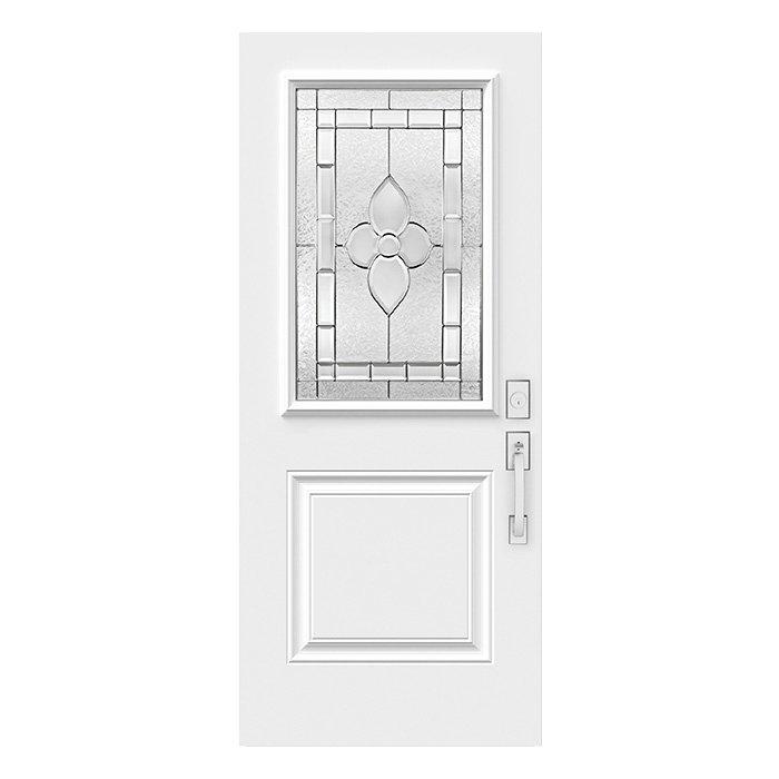 Porte Allure Zinc 22x36