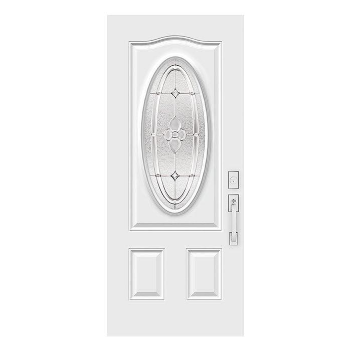 Porte Allure Zinc Oval