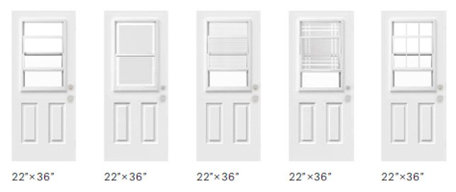 Q470 size options
