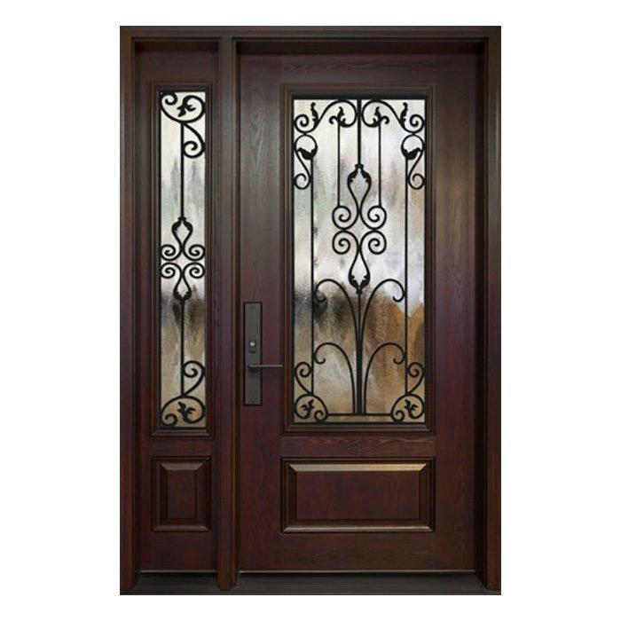 Barcelona 0X Door 22x48 Sidelite 8x48