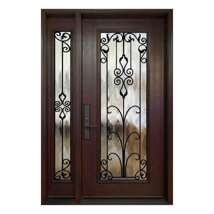 Barcelona 0X Door 22x64 Sidelite 7x64
