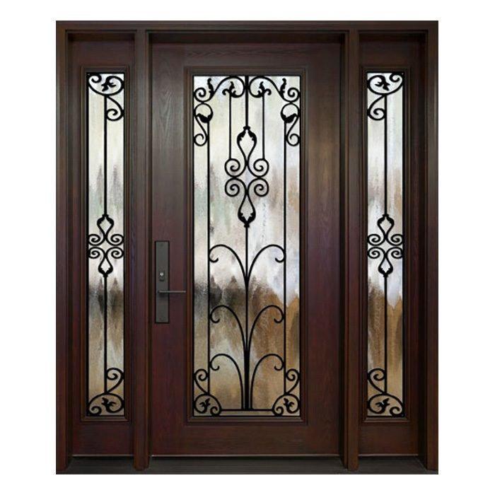 Barcelona 0X0 Door 22x64 Sidelites 7x64
