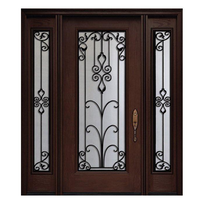 Barcelona 0X0 FR-00 Doors 22x64 Sidelites 7x64
