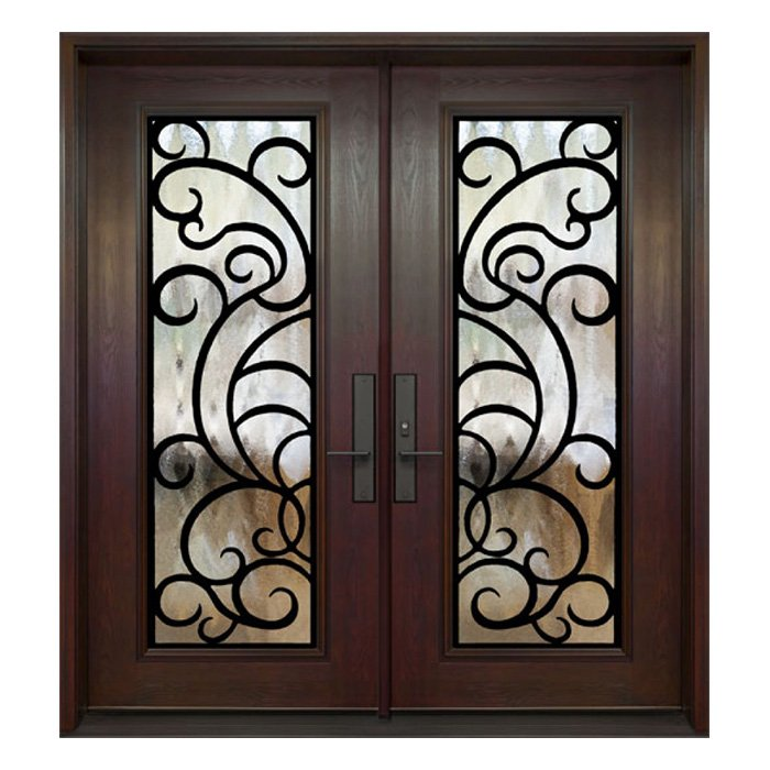 Bordeaux XX Door 22x64