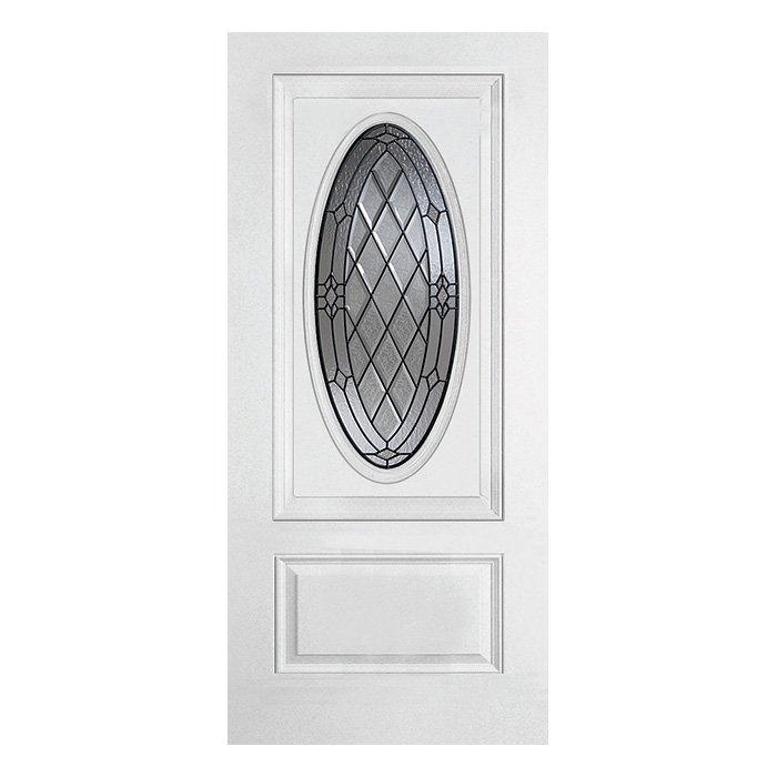 Canterbury Door 18x42 Oval