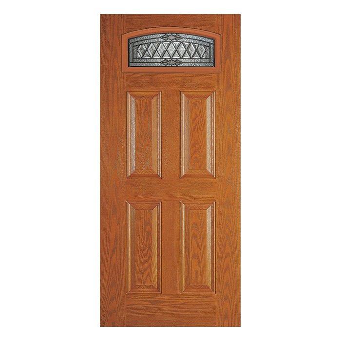 Canterbury Door 22x9 Camber
