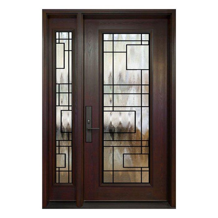 Chicago 0X Door 22x64 Sidelite 7x64