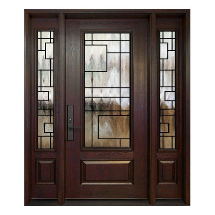 Chicago 0X0 Door 22x48 Sidelite 8x48
