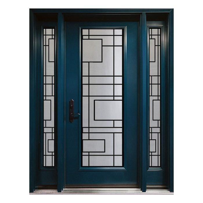 Chicago 0X0 Door 22x64 Sidelite 7x64 FR-00