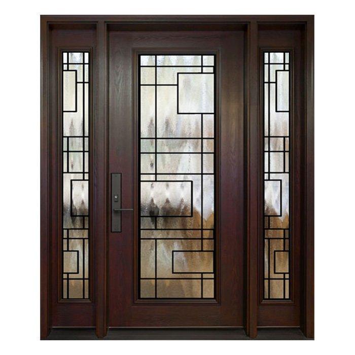 Chicago 0X0 Door 22x64 Sidelite 7x64